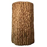 Regentonne Regenspeicher Evergreen 475 Liter Farbe hellbraun aus UV- und witterungsbeständigem Material. Regenfass bzw. Regenwassertonne mit kindersicherem Deckel und hochwertigen Messinganschlüssen.
