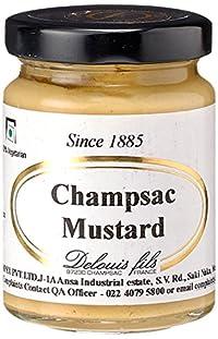Deloius Sauce - Champsac Mustard, 100g Jar