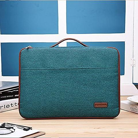 gopky (TM) asa de transporte bolsa para iPad Macbook Air Pro Retina interior para ordenador portátil Tablet funda blanda para 111315Inch portátil bolsa