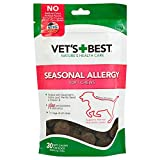 Vet's Best Soft Chews-Seasonal Allergy
