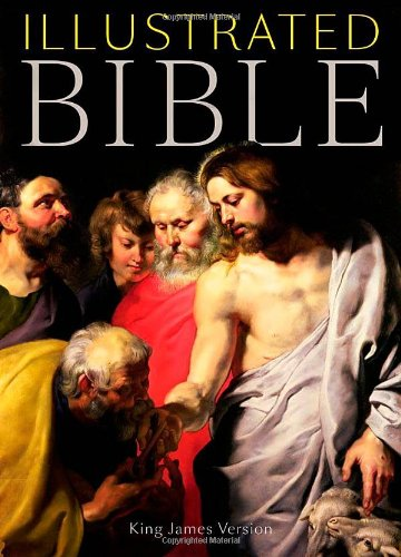 Holy Bible: King James Version (KJV) Illustrated edition (Bible Kjv)
