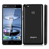 DOOPRO P1 Pro Smartphone 4G Android 6.0 ( Qualcomm MSM8909 Quad-Core 1.3GHz, 5.0'' IPS Schermo, 2GB RAM 16GB ROM, 2MP+5MP Camera, Fingerprint ID, Dual SIM, Batteria 4200mAh,Super Power Saving Modo)