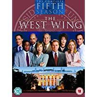 The West Wing - The Complete Fifth Season - Import Zone 2 UK