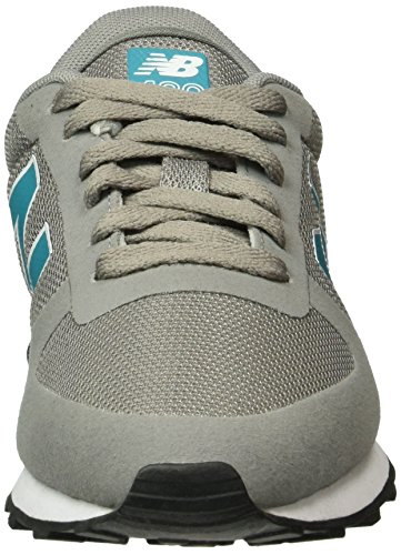 New Balance  M860Bb5 Width B, Sneakers Basses mixte adulte Gris/bleu clair