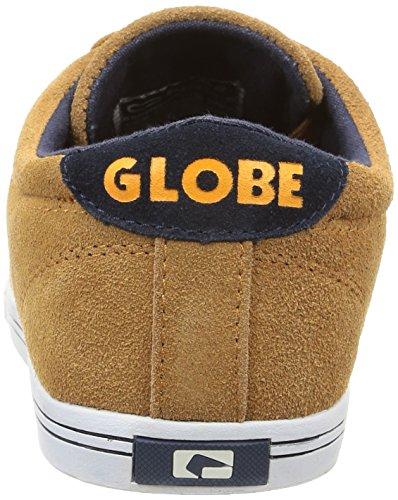 Globe - Lighthouse Slim, Scarpe Da Skateboard da uomo Marrone (16141)