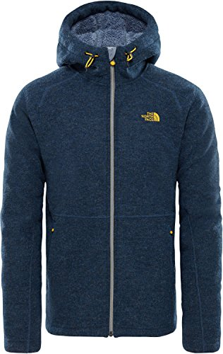 THE NORTH FACE Zermatt Full Zip Hoodie Jacket Men - Fleecejacke