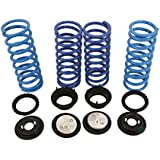 Bearmach Front and rear 20mm increased ride height Air to Coil Spring Conversion Kit Range Rover P38 Range Rover P38 All models BA 2227A