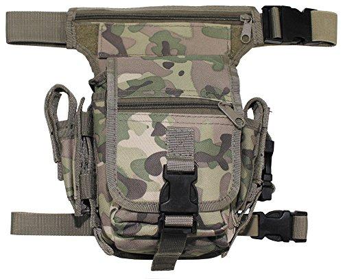 Hip Bag, operation-camo, Bein- und Gürtelbefestigung -