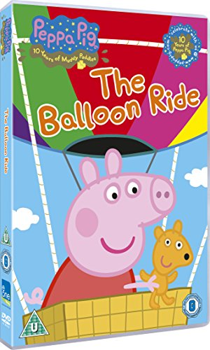 Image of Peppa Pig: The Balloon Ride [Volume 8] [DVD] [2008]