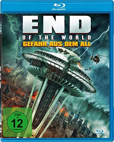 End of the World - Gefahr aus dem All [Blu-ray]