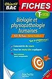 Objectif Bac Fiches Détachables Bio Physio Term St2S