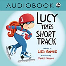 Lucy Tries Short Track: Lucy Tries Sports Series