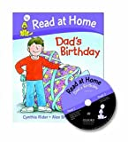 Read at Home: Level 1c: Dad's Birthday Book + CD by Roderick Hunt (2006-01-05)