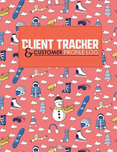 Client Tracker & Customer Profile Log por Rogue Plus Publishing