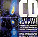 CD TEST DISC SAMPLER