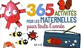 """Afficher """"365 activités pour les maternelles pour toute l'année"""""""