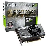 EVGA GeForce GTX 1060 SC GAMING/ACX 2.0 (Single Ventilateur)/6GB GDDR5/DX12 OSD Supporté (PXOC)/Only 6.8 Inches Carte Graphique 06G-P4-6163-KR