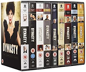 Dynasty - Complete Season 1-9 [DVD] [1980] [Import anglais]
