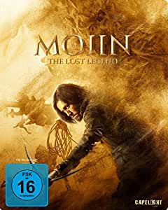Mojin - The Lost Legend (limitierte Edition mit O-Card, Cover A) [Blu-ray]