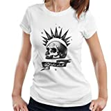 Cloud City 7 Life is Strange Misfit Skull Women's T-Shirt