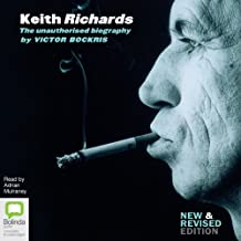 Keith Richards: The Unauthorised Biography