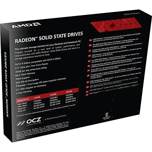 OCZ Technology Radeon R7 - 480 GigaByte