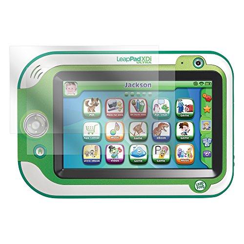LeapFrog LeapPad Ultra XDI Displayschutzfolie,, BoxWave® [ClearTouch Crystal] HD Film Haut–Shields vor Kratzern für LeapFrog LeapPad Ultra XDI, platin,