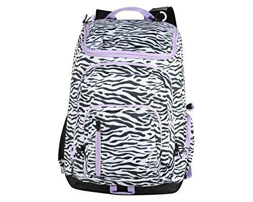 Embark Jartop Elite Rucksack, 48,3 cm, Zebra/Violett -