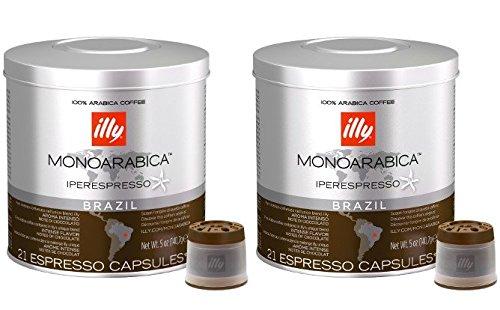 cafe-iperespresso-brasil-set-2-botes-de-21-capsulas-cada-uno
