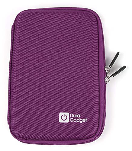 Hartschalen-Etui (Lila) für Diabetiker - zum Transport von ihrem Stift oder Pen und anderem Zubehör (Diabetiker-taschen)