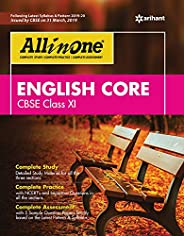 CBSE All In One English Core Class 11 2019-20 (Old Edition)
