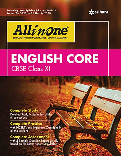 All In One English Core CBSE class 11