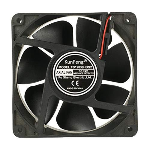 Homyl Ventilador para Ordenador Cup Refrigeración CC Reemplazo para Cocina de Inducción,Soldadora...