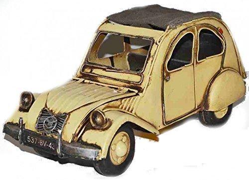 Modelo de coche Citroen 2 CV - modelo de diseño Retro