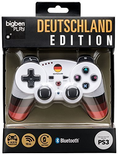 Limited Bluetooth (Bigben PS3 Bluetooth Controller Limited Edition Deutschland)