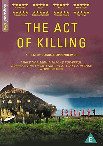 The Act of Killing [DVD] by Joshua Oppenheimer