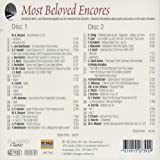 Most Beloved Encores