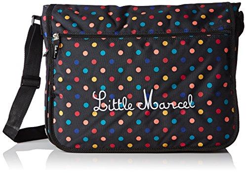 Little Marcel Borsa a spalla, POIS 328 (Multicolore) - H15ABAG0644