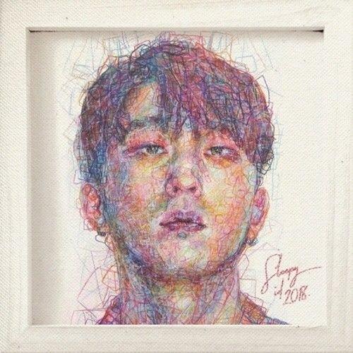 Sleepy - [Identity]1st Mini Album CD+Booklet Feat.B.A.P Bang Yongguk Hip-Hop Rap -
