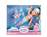 Baby Born 824344 Little Sister Mermaid Function Doll