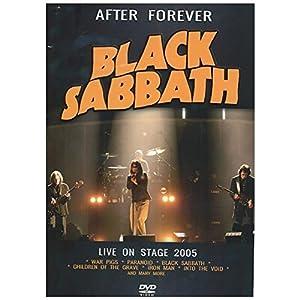 Black Sabbath -  Tweeter Center Chicago IL 30-07-05 Source 2