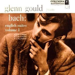 Bach - Suites anglaises 1, 2 & 3