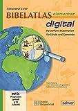 Produkt-Bild: Bibelatlas elementar digital: PowerPoint-Präsentation für Schule und Gemeinde. Private Nutzung sowie öffentliche nicht gewerbliche Vorführrechte, ohne Verleihreicht
