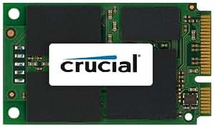 Crucial CT256M4SSD3 256GB M4 SATA III 6Gb/s mSATA MLC Internal SSD