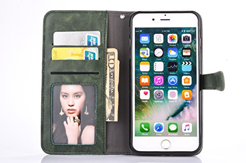 "Case pour iPhone 6S Plus Coque iPhone 6 Plus Etui iPhone 6 Plus / 6S Plus 5.5 Housse,Vandot ""Anti-Gravity Anti-Slip Couverture Selfie Universal Case Innovation auto-adhésives Housse Self-adhesive mobi broderie Art-3"