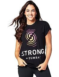 Zumba Women s s Strong T-Shirt e545d5a1157