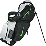 2016 Nike Air Sport III Stand / Carry Mens Golf Bag 8-Way Divider Black/Voltage Green
