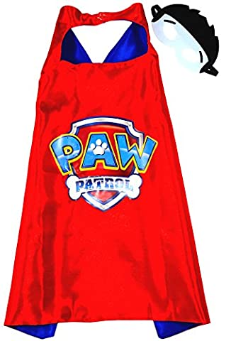 Superman Infant Costumes - Paw Patrol Ryder Cape et masque pour