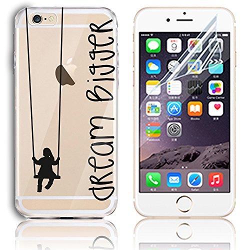 Cover iphone 6s plus Silicone, Sunroyal® [Protezione