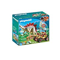 Playmobil 9432 Car with Catching Loop Toy Set, Multi